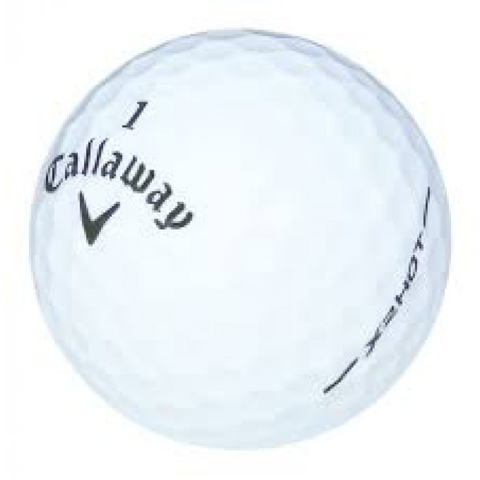 Callaway SuperSoft, SuperHot, Solaire, HX Diablo tour, X2Hot